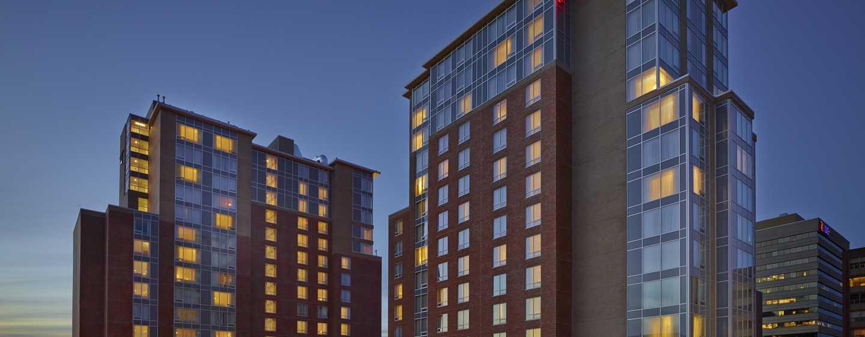 Hôtel Hampton Inn by Hilton Halifax Downtown, Nouvelle-Écosse, Canada - Extérieur de l'hôtel