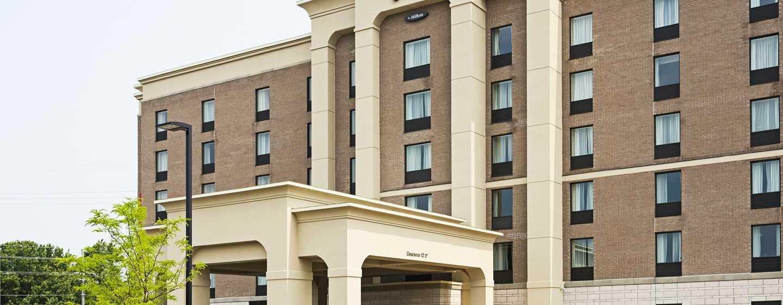 Hôtel Hampton Inn by Hilton Ottawa Airport, Canada - Extérieur