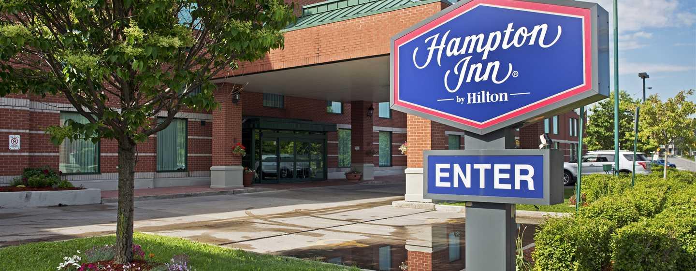 Hôtel Hampton Inn by Hilton Ottawa, Canada - Extérieur de l'hôtel