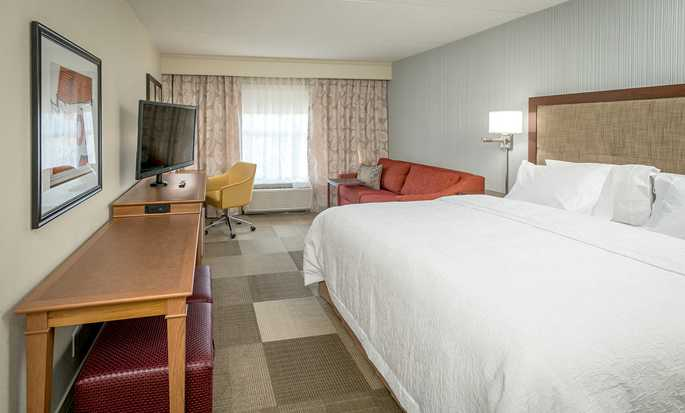 Hôtel Hampton Inn and Suites by Hilton Beauport Quebec - Chambre
