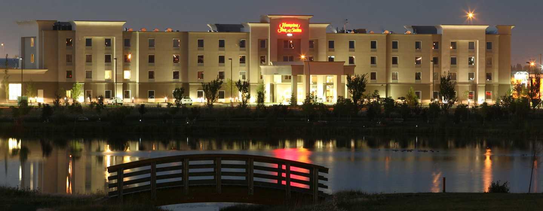 Hôtel Hampton Inn & Suites by Hilton Red Deer, Alberta - Extérieur de l'hôtel