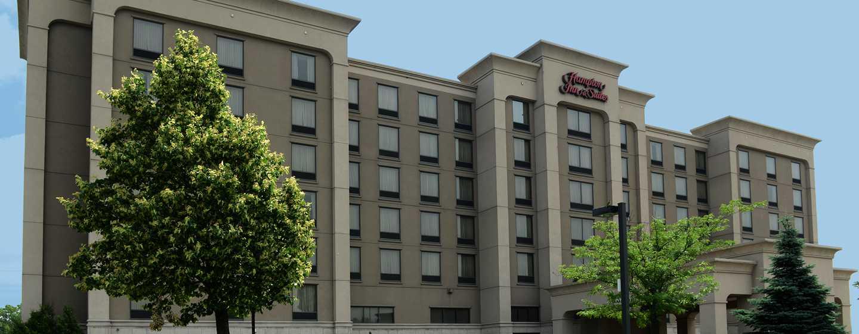 Hôtel Hampton Inn & Suites by Hilton Windsor - Extérieur de l'hôtel