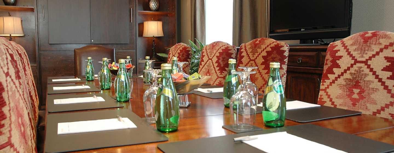 Hôtel Hampton Inn & Suites by Hilton Moncton, Canada - Salle de conférence