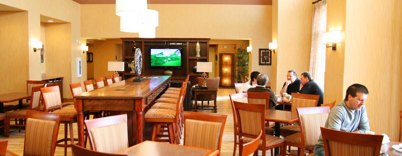 Hôtel Hampton Inn & Suites by Hilton Moncton, Canada - Coin repas