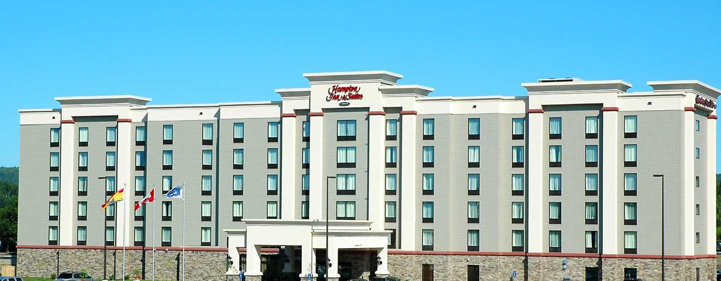 Hôtel Hampton Inn & Suites by Hilton Moncton, Canada - Extérieur de l'hôtel