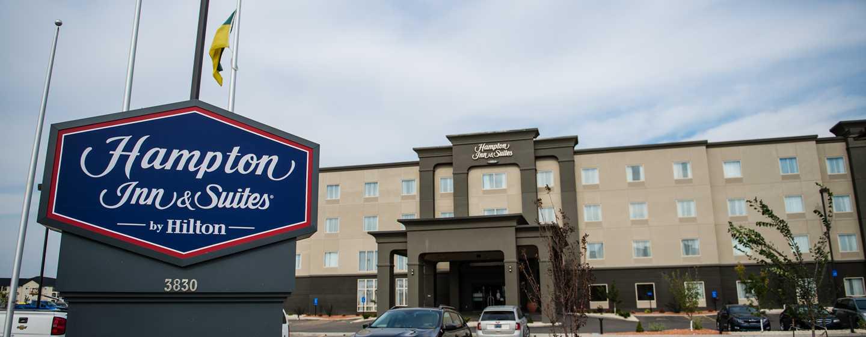 Hôtel Hampton Inn & Suites by Hilton Regina East Gate, Saskatchewan, Canada - Extérieur de l'hôtel