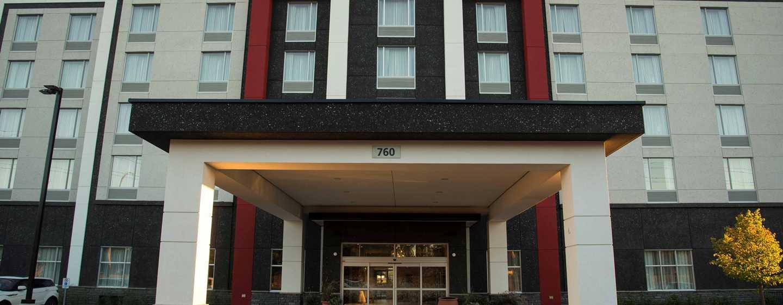Hôtel Hampton Inn & Suites by Hilton Thunder Bay, Canada - Extérieur de l'hôtel