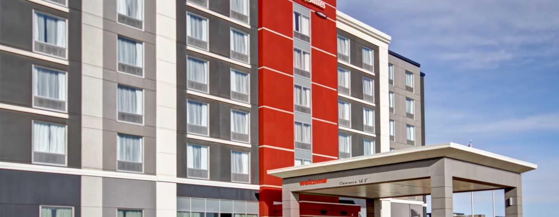 Hôtel Hampton Inn & Suites by Hilton Grande Prairie - Extérieur