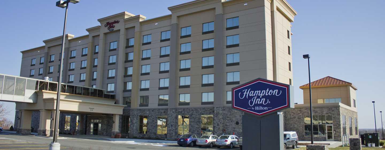 Hôtel Hampton Inn by Hilton Sydney, Canada - Extérieur de l'hôtel