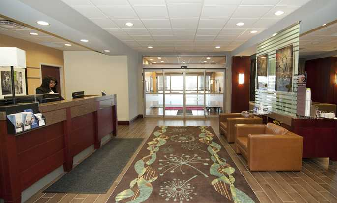 Hôtel Hampton Inn by Hilton Brampton Toronto, Ontario, Canada - Hall et réception