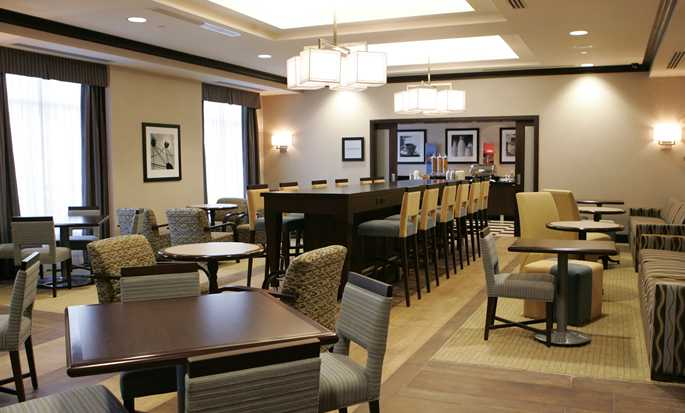 Hôtel Hampton Inn by Hilton Toronto Airport Corporate Centre, Canada - Hall
