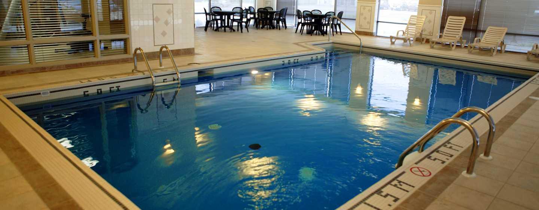 H tel laval h tel hampton inn and suites laval qu bec - Barcelone hotel piscine interieure ...