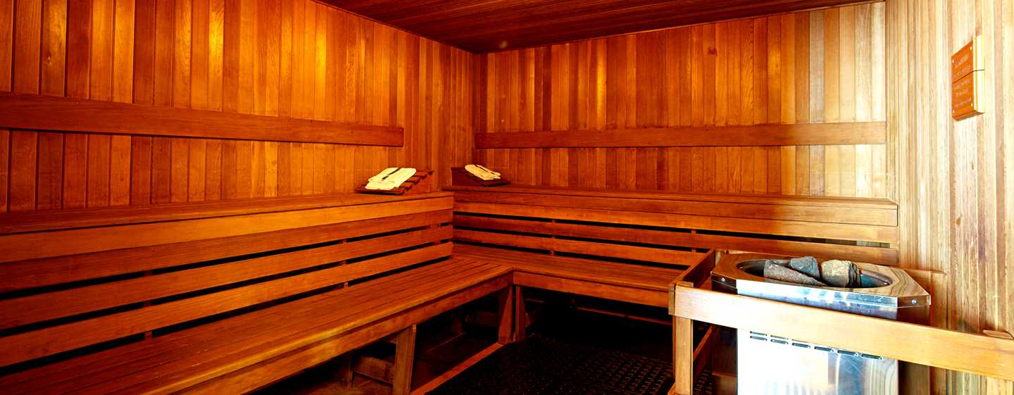 Hôtel Hampton Inn & Suites by Hilton Vancouver-Downtown, Colombie-Britannique, Canada - Sauna