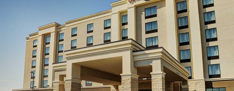 Hôtel Hampton Inn by Hilton Winnipeg Airport/Polo Park, Canada - Extérieur de l'hôtel