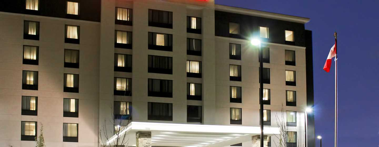 Hôtel Hampton Inn & Suites by Hilton Saskatoon Airport, Saskatchewan, Canada - Extérieur de l'hôtel