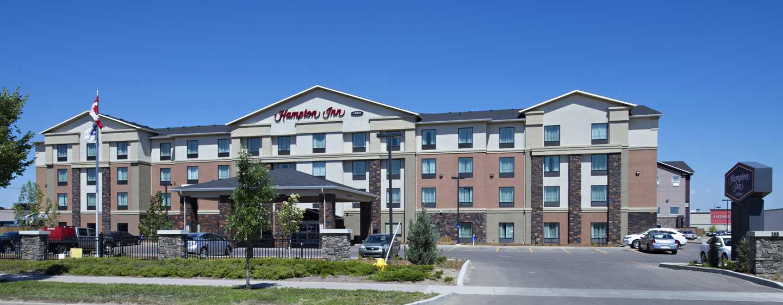 Hôtel Hampton Inn Saskatoon South, Canada - Extérieur