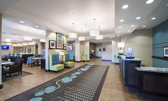 Hôtel Hampton Inn Saskatoon South, Canada - Hall