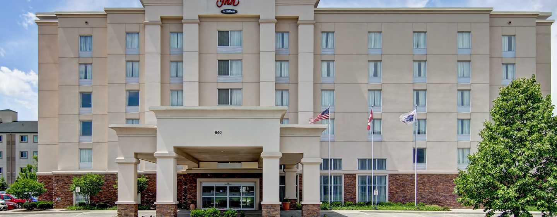 Hôtel Hampton Inn by Hilton London, Canada - Extérieur