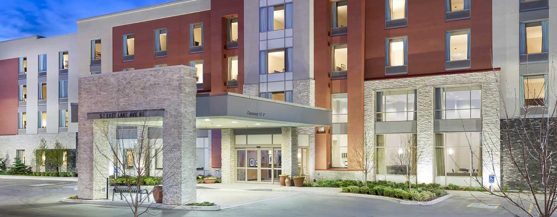 Hôtel Hampton Inn & Suites by Hilton Airdrie, Alberta - Extérieur
