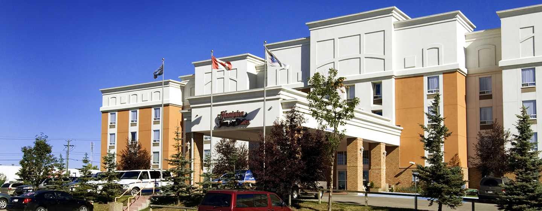 Hôtel Hampton Inn & Suites by Hilton Calgary-Airport, Canada - Extérieur de l'hôtel