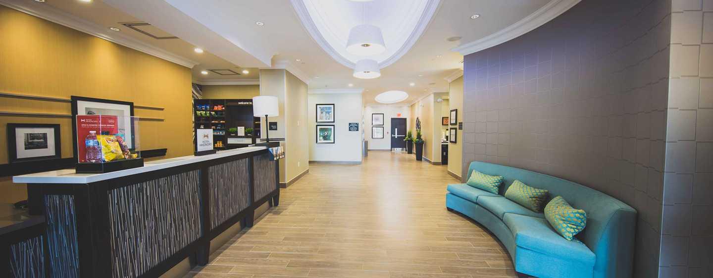 Hôtel Hampton Inn & Suites by Hilton Bolton, Ontario, Canada - Hall et réception de l'hôtel