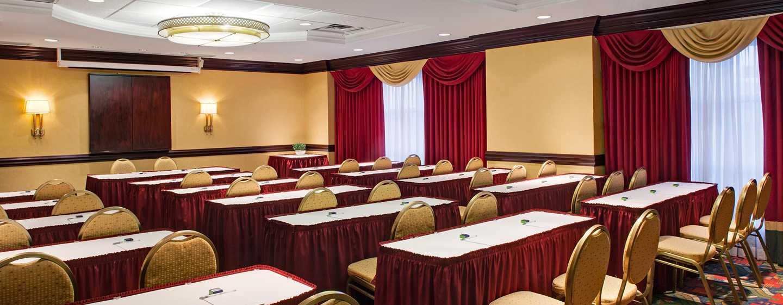 Hôtel Hampton Inn & Suites by Hilton Toronto Airport, Ontario, Canada - Salle de réunion