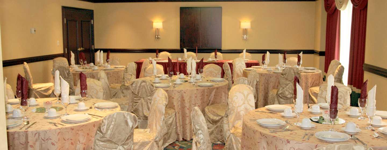 Hôtel Hampton Inn & Suites by Hilton Toronto Airport, Ontario, Canada - Salle de banquet