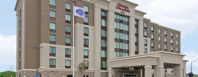 Hôtel Hampton Inn & Suites by Hilton Toronto Markham, Canada - Extérieur de l'hôtel