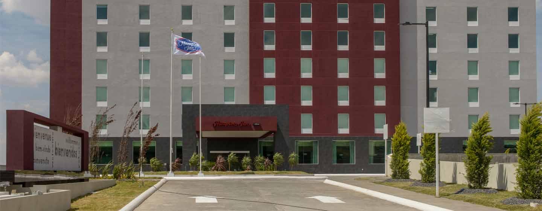 Hampton Inn by Hilton Zacatecas, México - Fachada del hotel