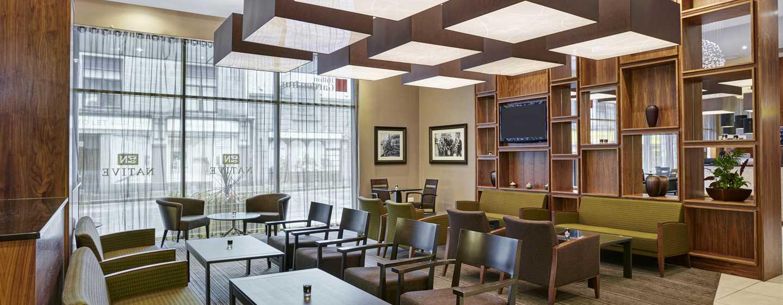 Hotell Hilton Garden Inn Aberdeen City Centre, Aberdeen, Storbritannia – Lounge