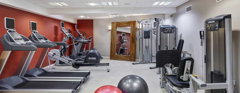Hotell Hilton Garden Inn Aberdeen City Centre, Aberdeen, Storbritannia – Treningssenter