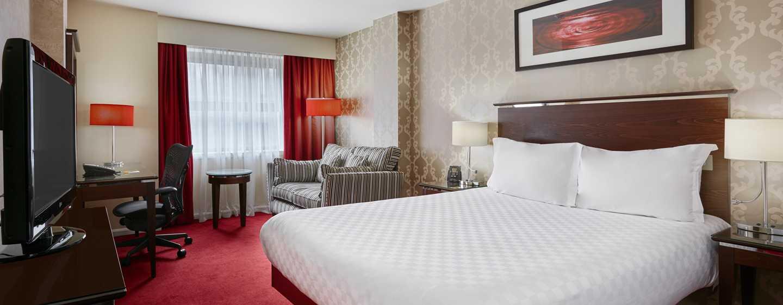 Hotell Hilton Garden Inn Aberdeen City Centre, Aberdeen, Storbritannia – Queen-rom