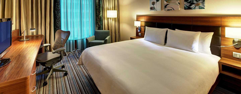 Hotel Hilton Garden Inn Malaga, España - Habitación