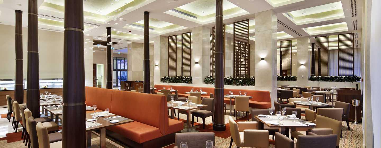 Hotel Hilton Garden Inn Malaga, España - Restaurante del hotel