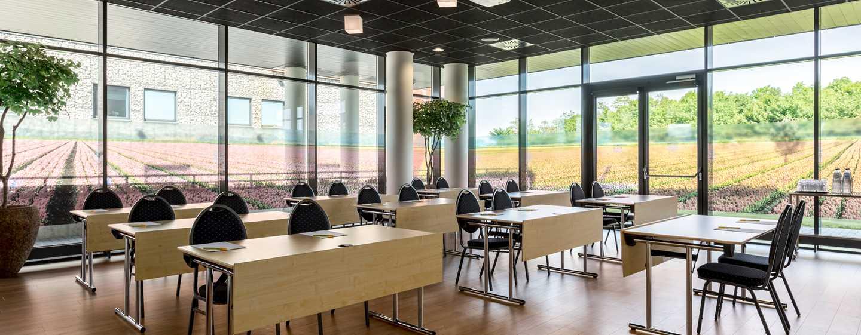 Hilton Garden Inn Leiden, Niederlande– Meetingraum