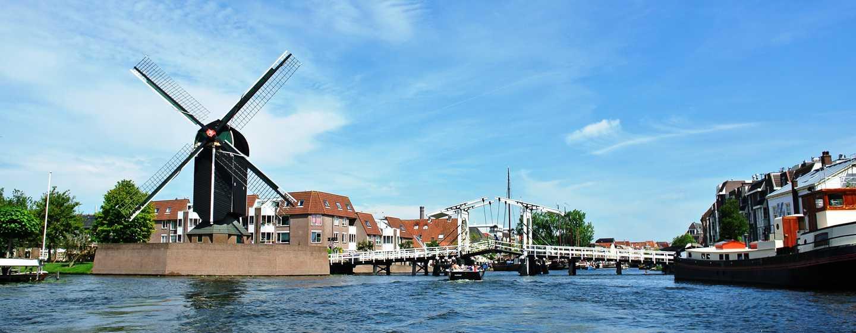 Rondvaart Leiden