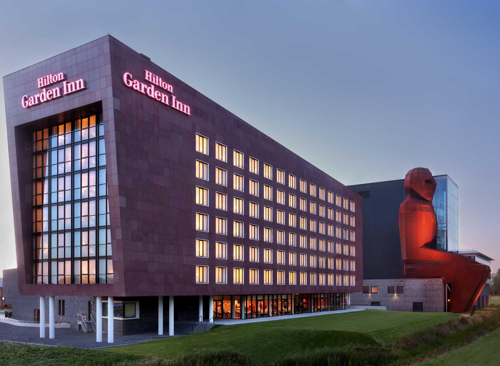 Hilton hotels resorts niederlande holland for Design hotel niederlande