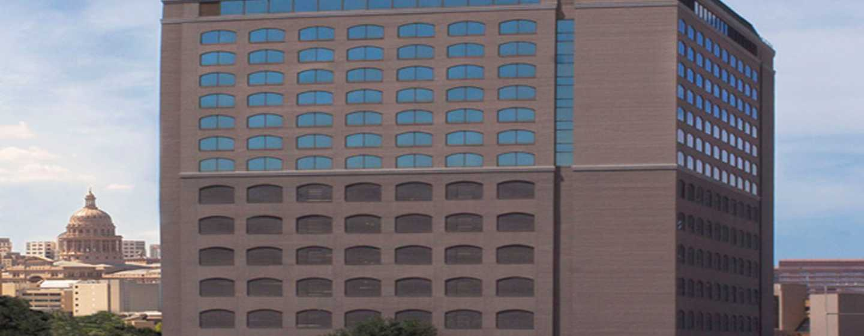 hilton garden inn austin downtownconvention center estados unidos fachada del hotel - Hilton Garden Inn Austin Downtown