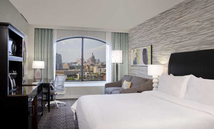 Hilton Garden Inn Austin Downtown/Convention Center, EE. UU. - Cama King