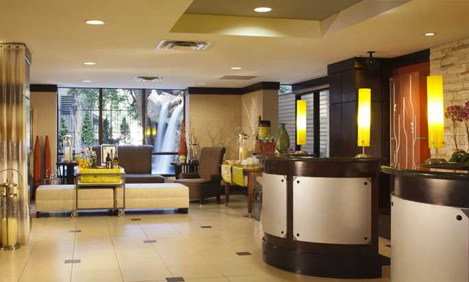 Hilton Garden Inn Austin Downtown/Convention Center, EE. UU. - Lobby