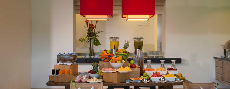 Hotel Hilton Garden Inn Barranquilla, Colombia - Restaurante del hotel