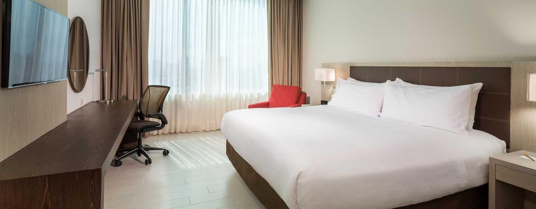 Hotel Hilton Garden Inn Barranquilla, Colombia - Habitación con cama King