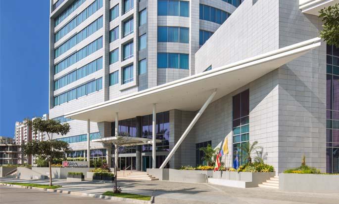 d8b6d33dad08a Hotel Hilton Garden Inn Barranquilla