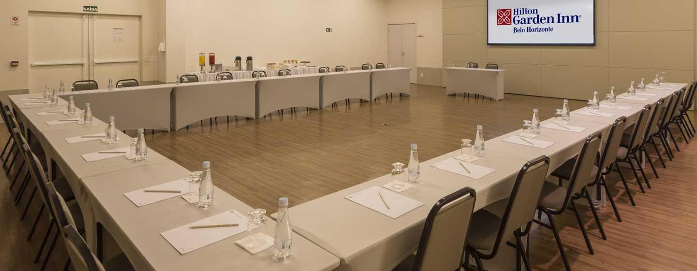 Hotel Hilton Garden Inn Belo Horizonte, Brasil - Espaço para reuniões