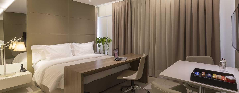 Hotel Hilton Garden Inn Belo Horizonte, Brasil - Quartos