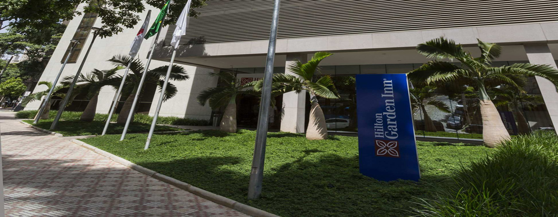 Hotel Hilton Garden Inn Belo Horizonte, Brasil