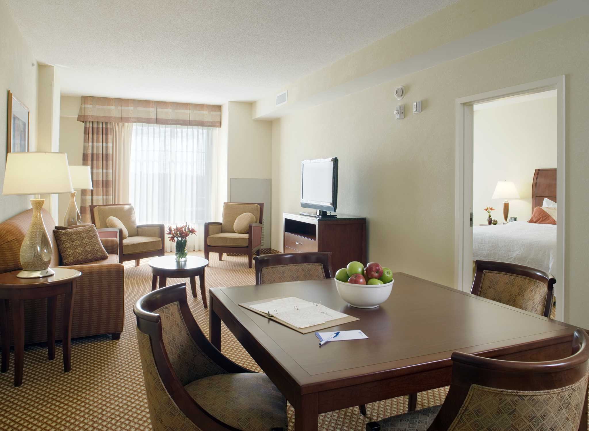 Hotell Hilton Garden Inn Nashville Vanderbilt, TN U2013 Musica Suite
