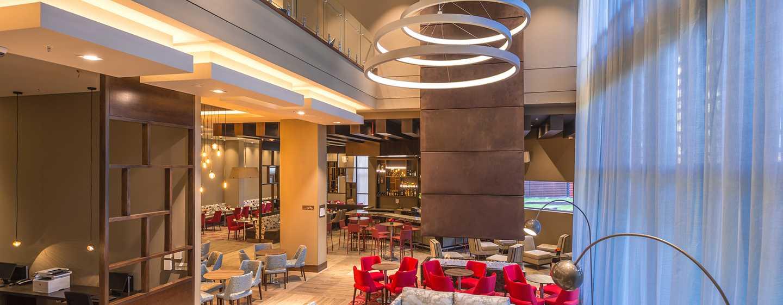 Hotel Hilton Garden Inn Bogotá Airport, Colombia - Lobby