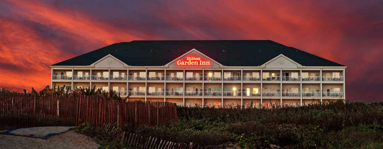 Hilton Garden Inn South Padre Island, Texas - Fachada del hotel