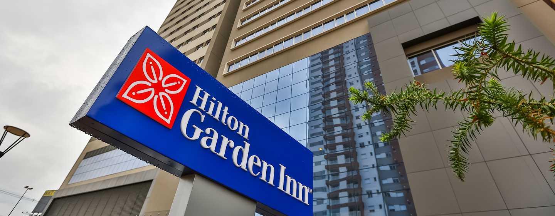 Hilton Garden Inn Santo Andre, Brasil - Exterior de hotel
